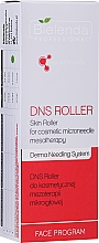 Parfüm, Parfüméria, kozmetikum Professzionális DNS görgős masszírozó arcra, 1.0 mm - Bielenda Professional Meso Med Program DNS Roller