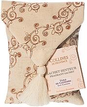 """Parfüm, Parfüméria, kozmetikum Illatosító zsákocska """"Gyengéd kasmír"""" - Collines de Provence Soft Cashmere"""