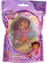 """Parfüm, Parfüméria, kozmetikum Gyerek fürdőszivacs """"Dóra a felfedező"""", 169-13, rózsaszín - Suavipiel Dora Bath Sponge"""