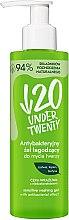 Parfüm, Parfüméria, kozmetikum Antibakteriális arctisztító gél - Under Twenty Anti Acne Sensetive Washing Gel With Antibacterial Effect
