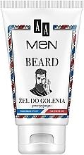 Parfüm, Parfüméria, kozmetikum Borotválkozó gél - AA Men Beard Shaving Gel
