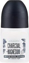 """Parfüm, Parfüméria, kozmetikum Izzadásgátló """"Szén"""" - Schmidt's Carbon + Magnesium Deo Roll-On"""