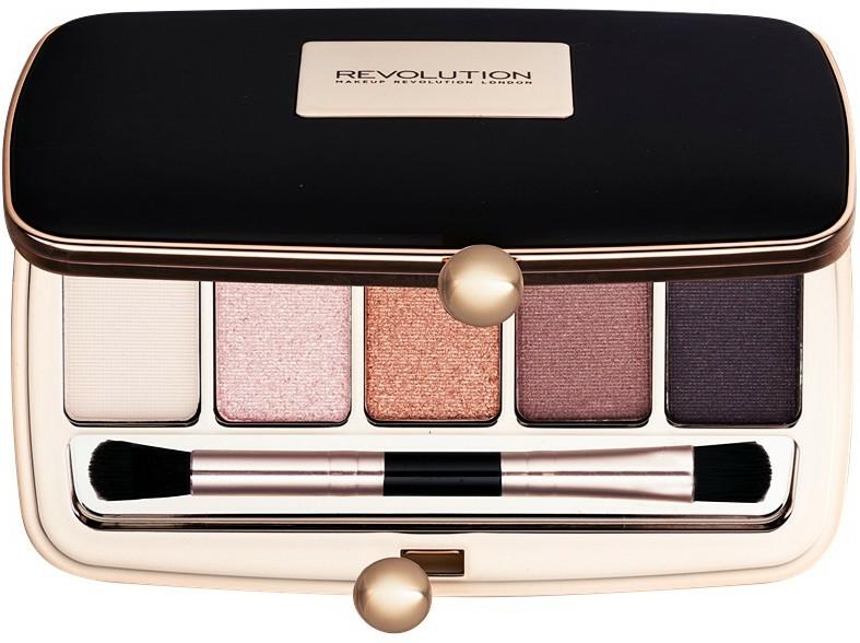 Szemhéjfesték paletta - Makeup Revolution Renaissance Palette Night