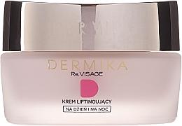 Parfüm, Parfüméria, kozmetikum Arckrém-lifting 50+ - Dermika Re.Visage