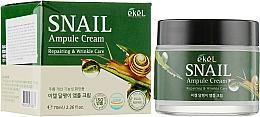 Parfüm, Parfüméria, kozmetikum Ampulla krém csiga mucinnal - Ekel Snail Ampule Cream