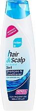 Parfüm, Parfüméria, kozmetikum Sampon-kondicionló 2 az 1-ben - Xpel Marketing Ltd Medipure Hair & Scalp Anti-Dandruff Shampoo