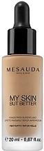 Parfüm, Parfüméria, kozmetikum Folyékony alapozó - Mesauda Milano My Skin But Better