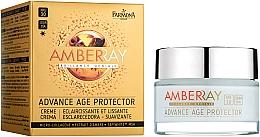 """Parfüm, Parfüméria, kozmetikum Fiatalító nappali arckrém """"Borostyán"""" - Farmona Amberray Cream SPF30"""