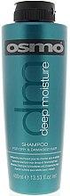 """Parfüm, Parfüméria, kozmetikum Sampon """"Hidratálás"""" - Osmo Deep Moisture Shampoo"""