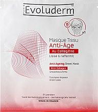 Parfüm, Parfüméria, kozmetikum Anti-aging arcmaszk - Evoluderm Anti-Age Sheet Mask
