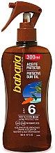 Parfüm, Parfüméria, kozmetikum Napozó olaj - Babaria Protective Sun Oil Spf6