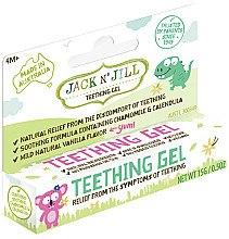 Parfüm, Parfüméria, kozmetikum Fájdalomcsillapító zselé - Jack N' Jill Natural Teething Gel