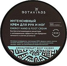 Parfüm, Parfüméria, kozmetikum Intenzív kéz és lábápoló krém - Botavikos Energy Hand&Foot Cream