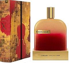 Parfüm, Parfüméria, kozmetikum Amouage The Library Collection Opus X - Eau De Parfum