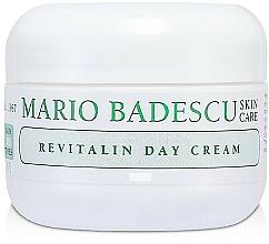Parfüm, Parfüméria, kozmetikum Nappali krém száraz bőrre - Mario Badescu Revitalin Day Cream