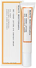 Parfüm, Parfüméria, kozmetikum Szemkörnyékápoló krém méhméreggel - Beaute Mediterranea Bee Venom Lifting Eye Contour Cream