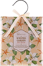 Parfüm, Parfüméria, kozmetikum Illatosított tasak - IDC Institute Sweet Vanilla Scented Garden Wardrobe Sachet