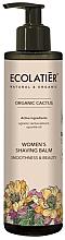 Parfüm, Parfüméria, kozmetikum Női borotvakrém - Ecolatier Organic Cactus Women's Shaving Balm