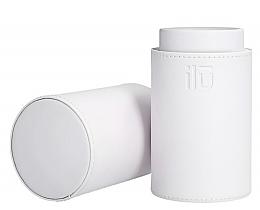 Parfüm, Parfüméria, kozmetikum Sminkecset tok, fehér, 22.5x7 cm - Ilu White Brush Tube