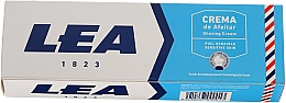 Parfüm, Parfüméria, kozmetikum Borotva krém - Lea Sensitive Skin Shaving Cream with Brush