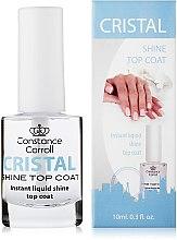 Parfüm, Parfüméria, kozmetikum Fedőlakk - Constance Carroll Cristal Shine Top Coat