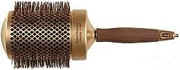 Parfüm, Parfüméria, kozmetikum Körkefe 82 mm - Olivia Garden Nano Thermic Ceramic + Ion Brush d 82