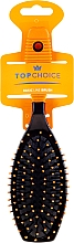 Parfüm, Parfüméria, kozmetikum Hajkefe, 2052, fekete-narancssárga - Top Choice