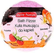 Parfüm, Parfüméria, kozmetikum Fürdőbomba, rózsaszín - Belle Nature