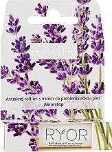 Parfüm, Parfüméria, kozmetikum Akné elleni roll-on írisszel problémás bőrre - Ryor Aknestop Roll-On With Iris