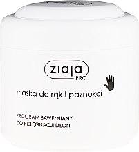 Parfüm, Parfüméria, kozmetikum Köröm és kézápoló maszk - Ziaja Pro Hand and Nail Mask