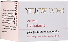 Parfüm, Parfüméria, kozmetikum Hidratáló nappali krém - Yellow Rose Creme Hydratante