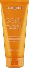 Parfüm, Parfüméria, kozmetikum Barnulás aktivátor hidratáló hatással - La Biosthetique Soleil Tan Activator
