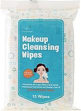 Parfüm, Parfüméria, kozmetikum Sminkeltávolító törlőkendő 15db - Cettua Make Up Wipes