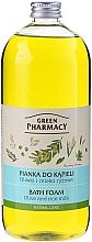 """Parfüm, Parfüméria, kozmetikum Fürdőhab """"Olíva és rizstej"""" - Green Pharmacy"""