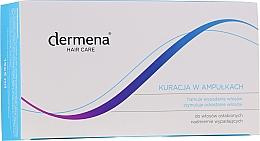 Parfüm, Parfüméria, kozmetikum Hajhullás elleni ampulla - Dermena Hair Care Ampoules Against Hair Loss