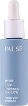 Parfüm, Parfüméria, kozmetikum Hialuron arc szérum - Paese Serum