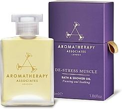 Parfüm, Parfüméria, kozmetikum Olaj fürdéshez - Aromatherapy Associates De-Stress Muscle Bath & Shower Oil