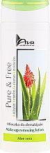 Parfüm, Parfüméria, kozmetikum Sminkeltávolító tej - AVA Laboratorium Pure & Free Make-up Removing Lotion