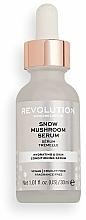 Parfüm, Parfüméria, kozmetikum Arcszérum - Revolution Skincare Snow Mushroom Serum