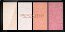 Parfüm, Parfüméria, kozmetikum Highlighter paletta - Makeup Revolution Re-Loaded