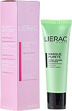 Parfüm, Parfüméria, kozmetikum Tisztító arcmaszk - Lierac Purifying Mask Foaming Cream