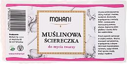Parfüm, Parfüméria, kozmetikum Pamut Muslin szőttes sminkeltávolító tisztító kendő - Mohani