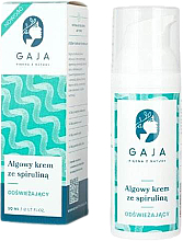 Parfüm, Parfüméria, kozmetikum Frissítő arckrém spirulinával - Gaja