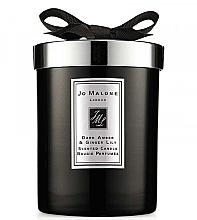 Parfüm, Parfüméria, kozmetikum Jo Malone Dark Amber & Ginger Lily - Illatosított gyertya