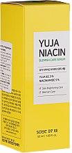 Parfüm, Parfüméria, kozmetikum Kiegyenlítő szérum - Some By Mi Yuja Niacin Blemish Care Serum