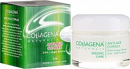 Parfüm, Parfüméria, kozmetikum Arckrém száraz bőrre - Collagena Naturalis Anti-Age Complex Specific Care