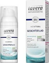 Parfüm, Parfüméria, kozmetikum Arcfluid - Lavera Neutral Face Fluid