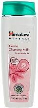 Parfüm, Parfüméria, kozmetikum Arctisztító tej száraz és érzékeny bőrre - Himalaya Herbals Gentle Cleansing Milk
