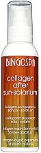 Parfüm, Parfüméria, kozmetikum Kollagén napozás után E-vitaminnal, aloe vera és noni selyemmel - BingoSpa Collagen
