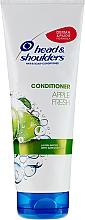 """Parfüm, Parfüméria, kozmetikum Kondicionáló, korpásodás elleni, """"Alma frissesség"""" - Head & Shoulders Apple Fresh"""